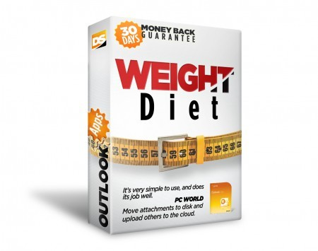 Windows 7 Weight Diet for Outlook 1.0.82 full