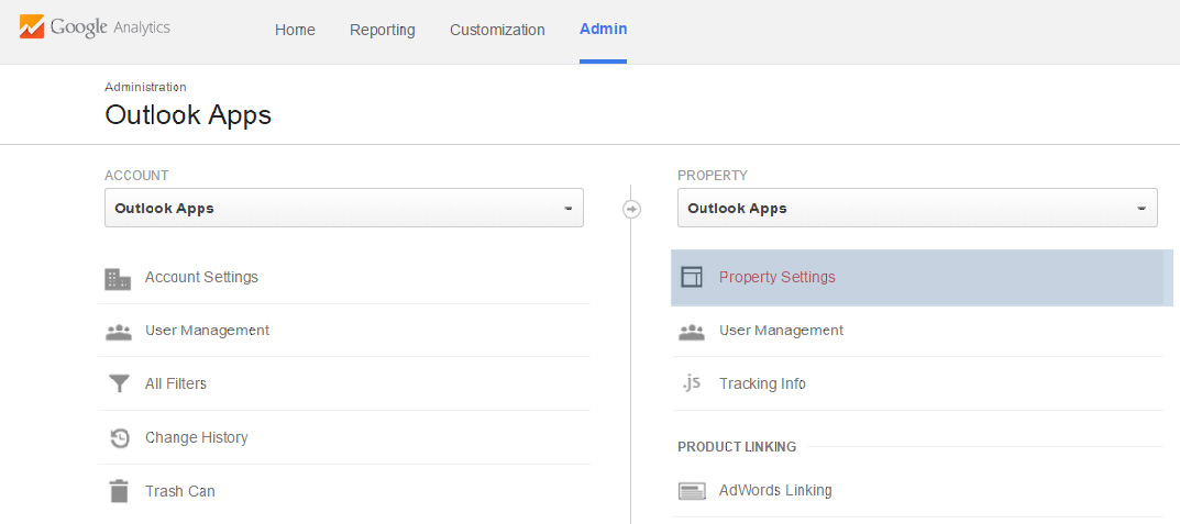 Outlook Email Tracking with Google Analytics